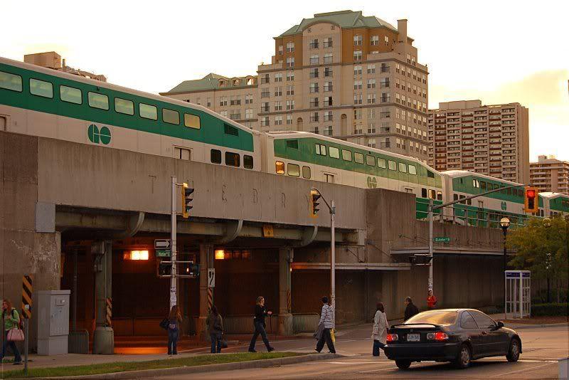 Go Station A Downtown Set For Expansion All Day Service Soon Hamilton Ontario Hamilton Ontario Canada Hunter Street