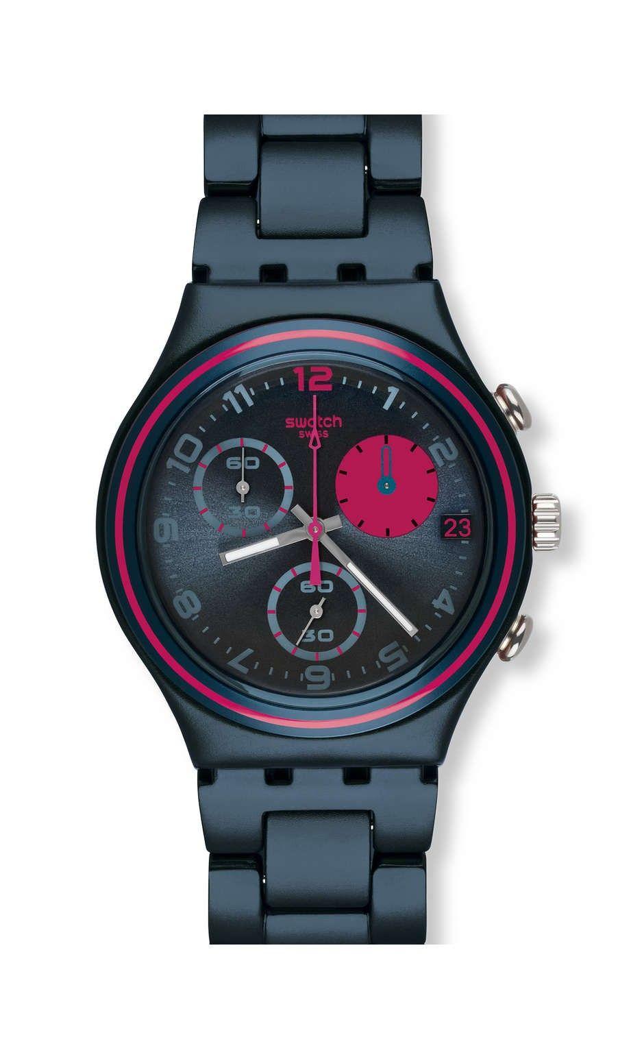 2f0cf0b004b2 Swatch Watch US Online Store - FUCHSIA CIRCLE - YCN4007AG
