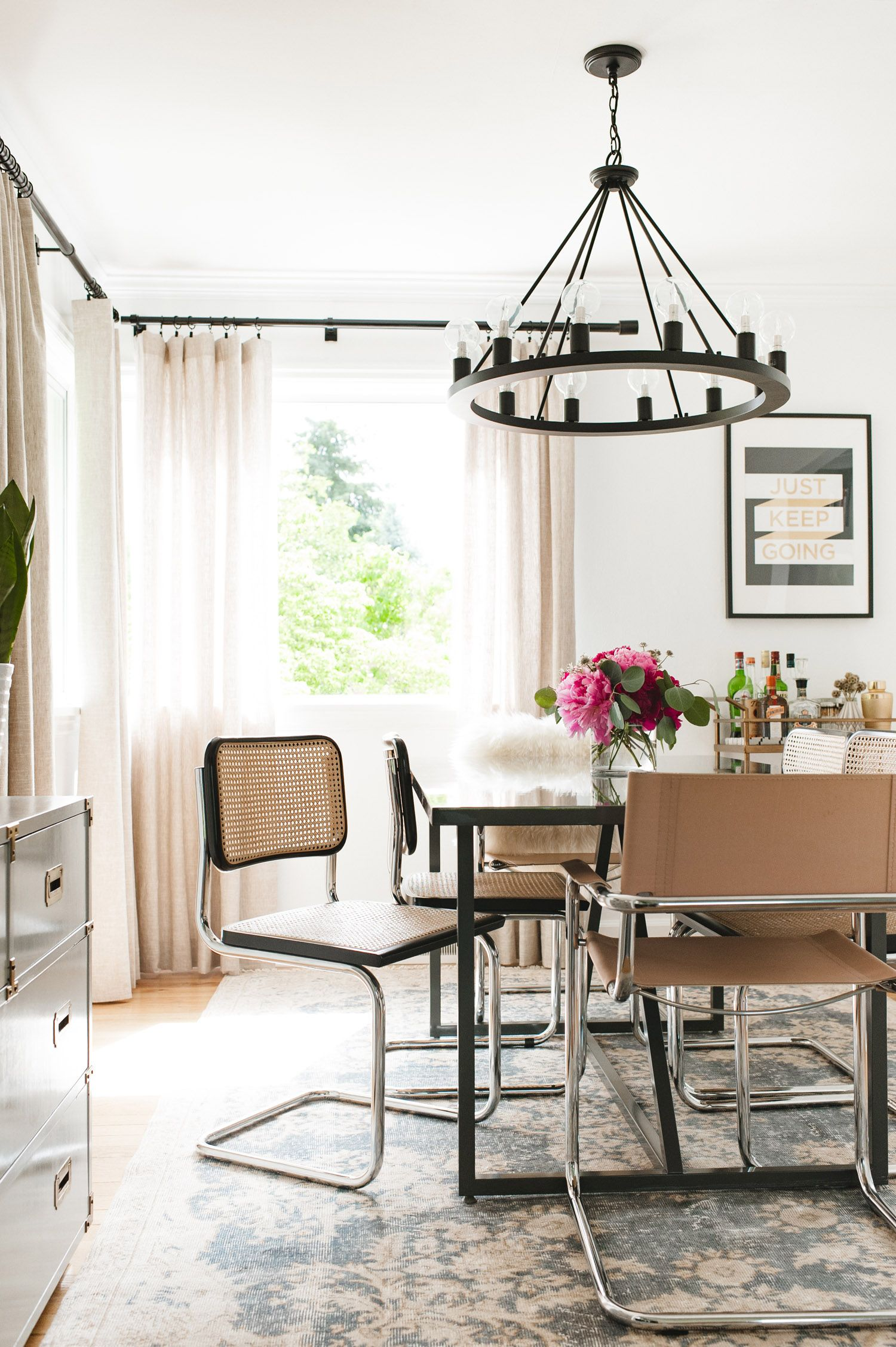 west elm - Eclectic Glam Style In Seattle