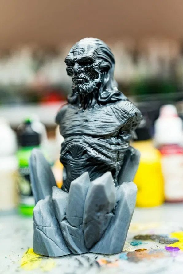 Vallejo Surface Primer For Miniatures Review And Tips Tangible Day In 2020 Vallejo Miniatures Historical Games