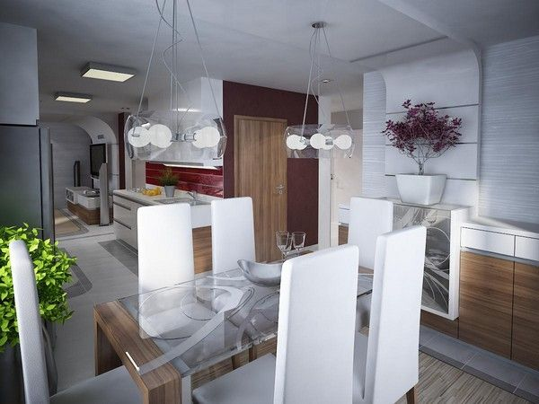 Spacious and Fresh Modern Apartment in Bratislava