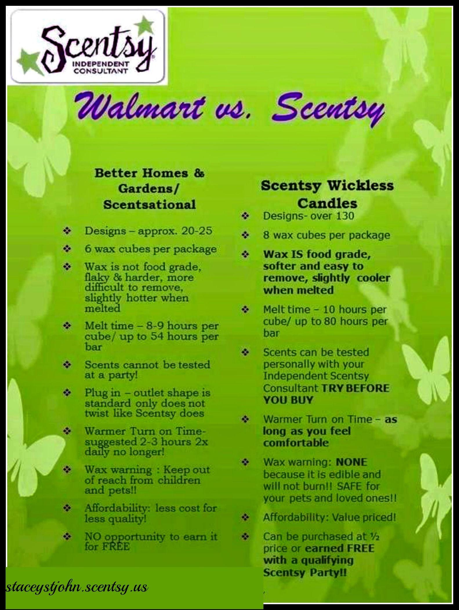 bca1b12e66682027ddcefa984899962c - Better Homes And Gardens Wax Warmer Vs Scentsy