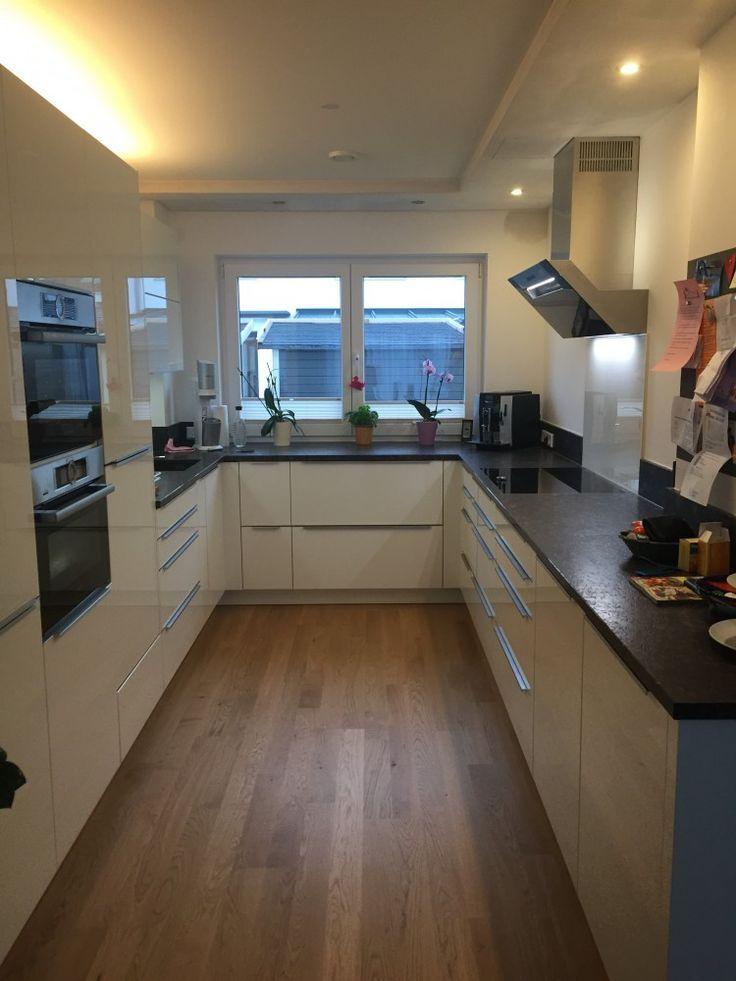 Unsere neue Küche ist fertig. Hersteller: Häcker - 4030 - Stil: Moderne Küchen - Fertigstellung: November 2015 #dreamdates