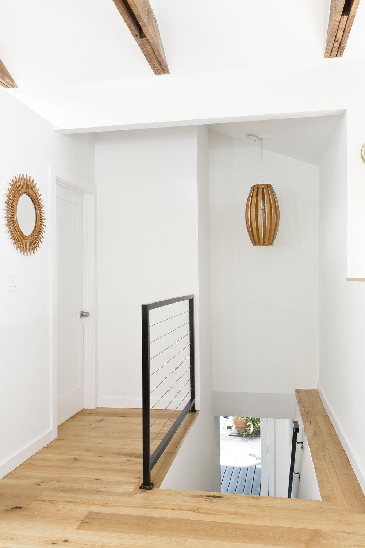Pin by Nicole Digenan on Stairs | Hallway designs ...