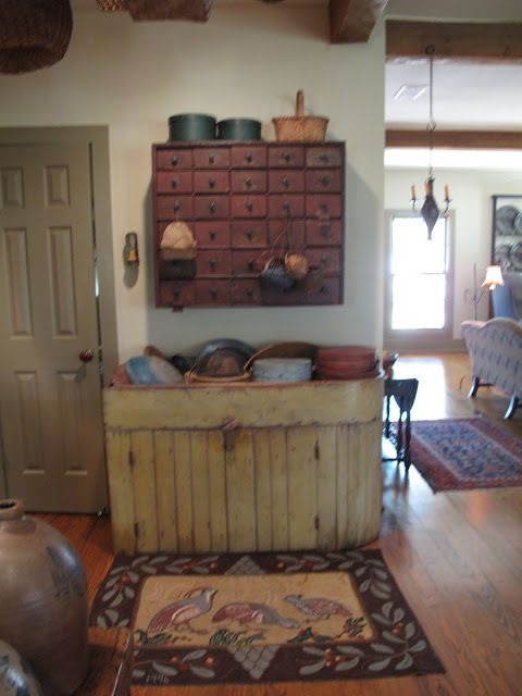 Hill Country House: Antiques   The Real Deal