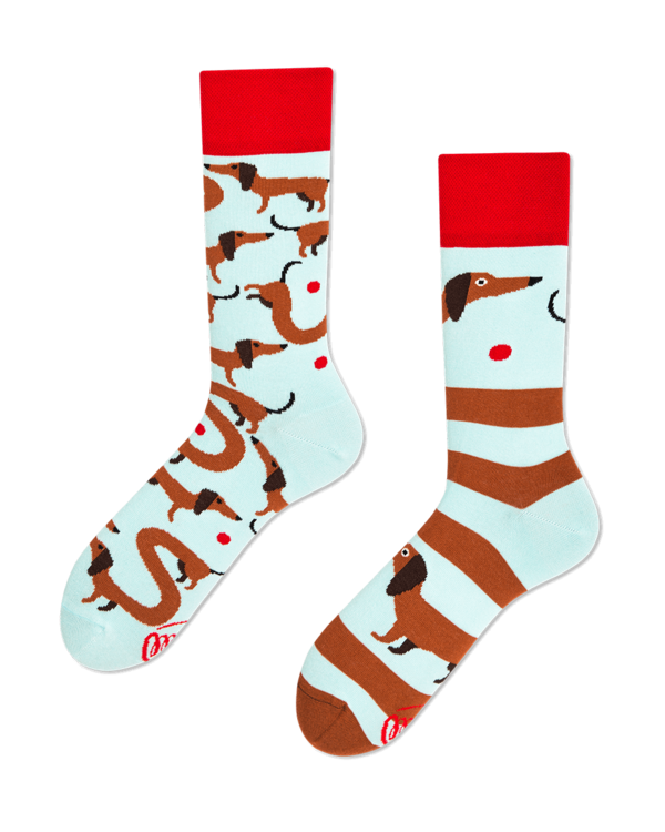 87c24d4497b37 Many Mornings - colorful mismatched socks. Be Bold!