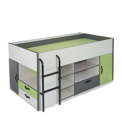 lit combin kiwi alin a recherche et kiwi. Black Bedroom Furniture Sets. Home Design Ideas