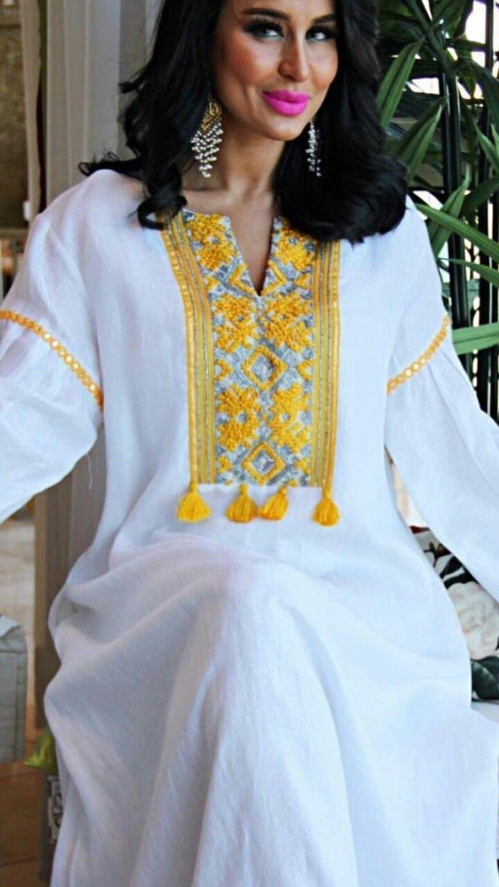 Pin by nawale hbada on gandoura in pinterest designer wear