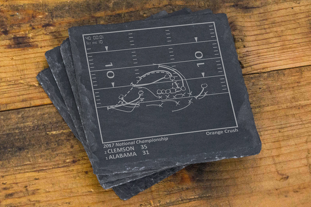 Greatest Clemson Plays Coasters Boise state football