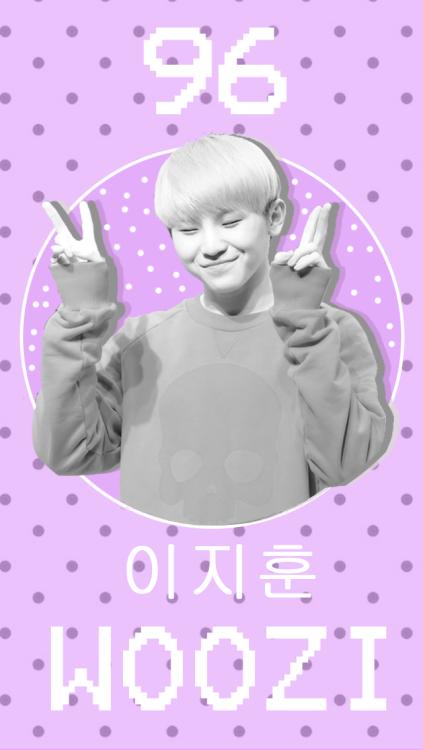 Resultado de imagem para Woozi tumblr wallpaper | Jihoon | Pinterest ...