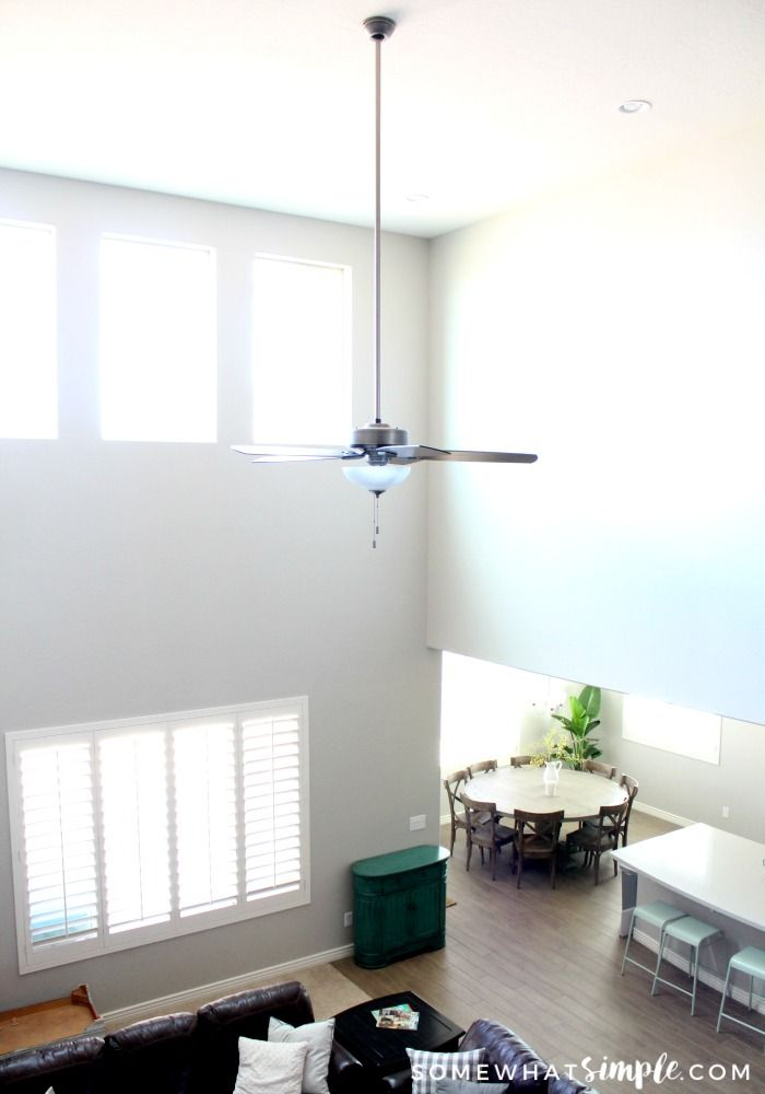 How To Choose A Ceiling Fan + Best Fans Under $200   Somewhat Simple