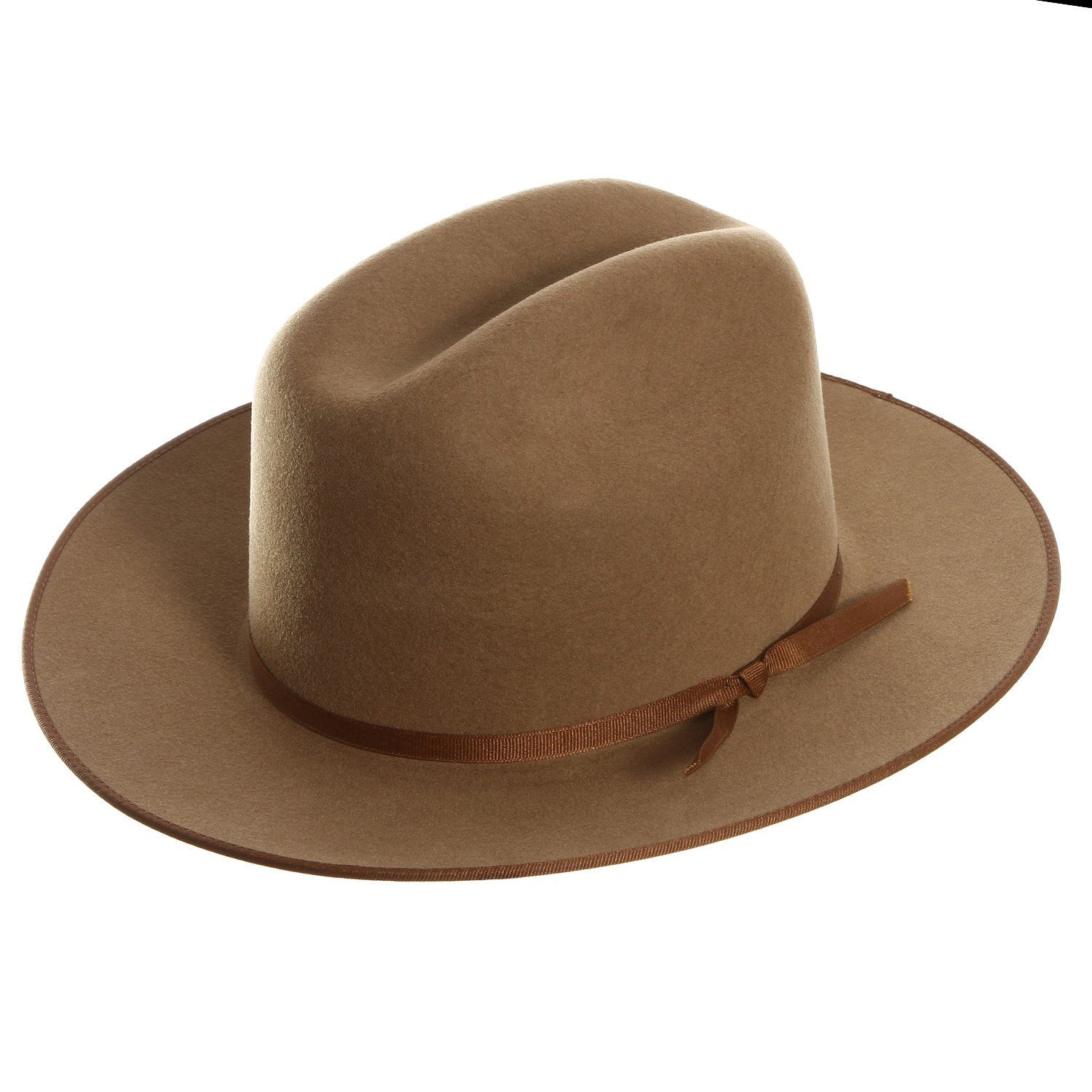 04ff8f623c7 BootDaddy Collection with Serratelli Presidential Felt Hats Pecan in ...