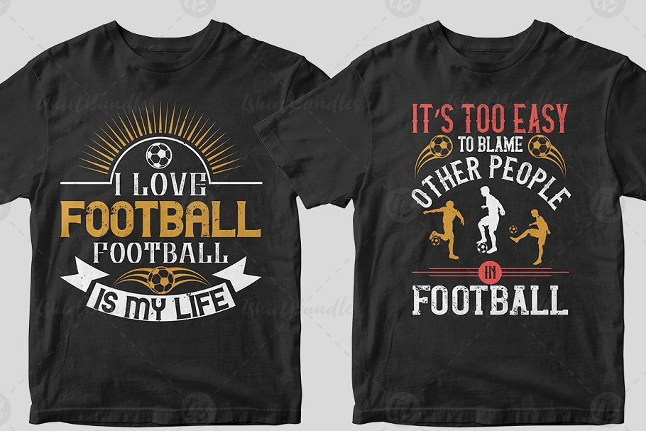 Soccer Tshirt Design Bundle In 2020 Soccer Tshirt Designs Tshirt Designs Soccer Tshirts