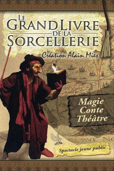 ©  - Le grand livre de sorcellerie