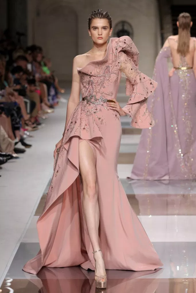 Ziad Nakad Fall 2019 Paris Haute Couture Show Best Fashion Designers Fashion Designer Dresses