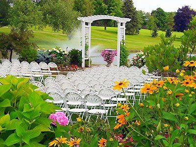 Silver Lake Country Club Orland Park Illinois Wedding Venues 1