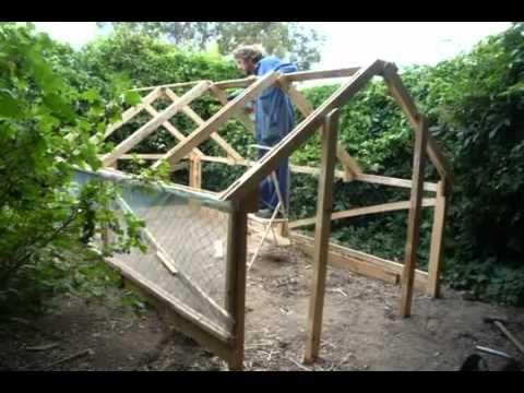 Hecho en casa de efecto invernadero de bajo coste une for Como iniciar un vivero en casa