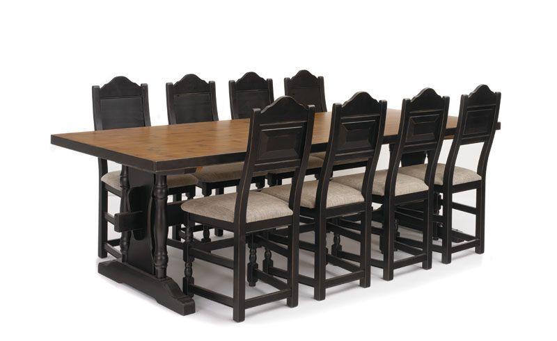 Nytt Dovre Spisegruppe Bohus | Spisebord | Bar, Table og Home Decor CV-33