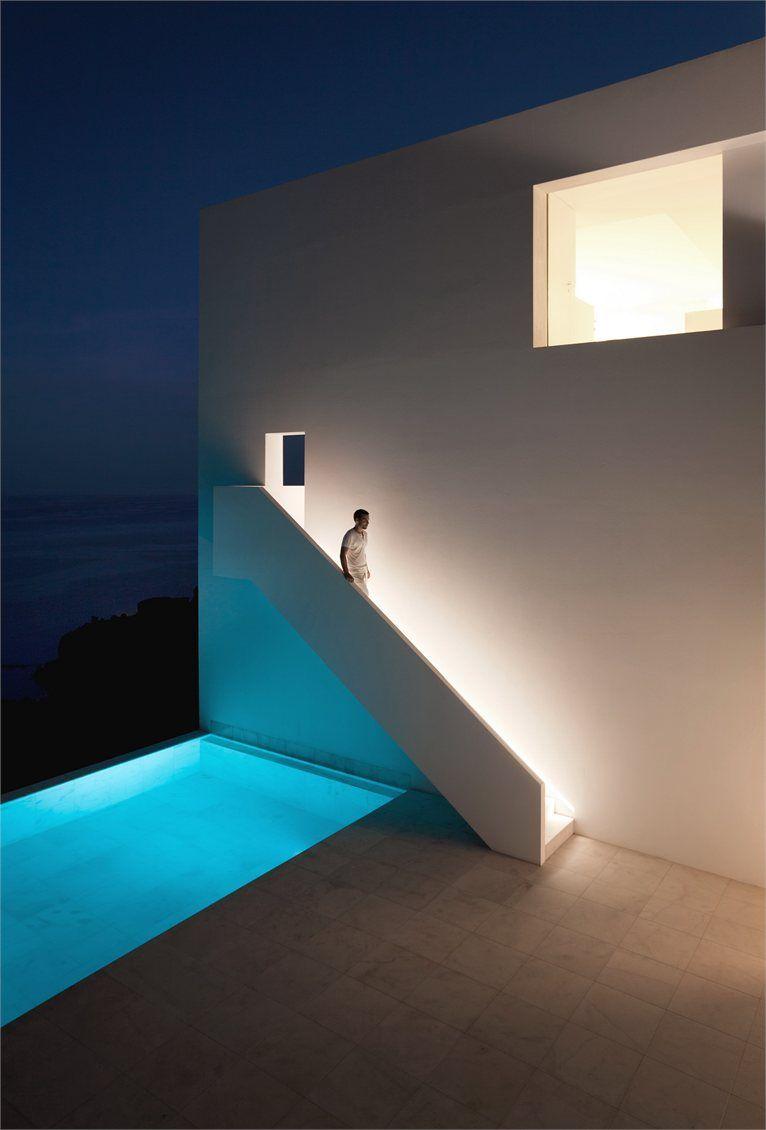 ALT | House on the cliff - Casa del acantilado - Calp, Spain - 2012 - Fran Silvestre Arquitectos