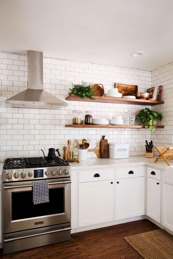 Küchenschränke für kleine küchen pin von vanessa auf home  pinterest  wohnung küche haus und