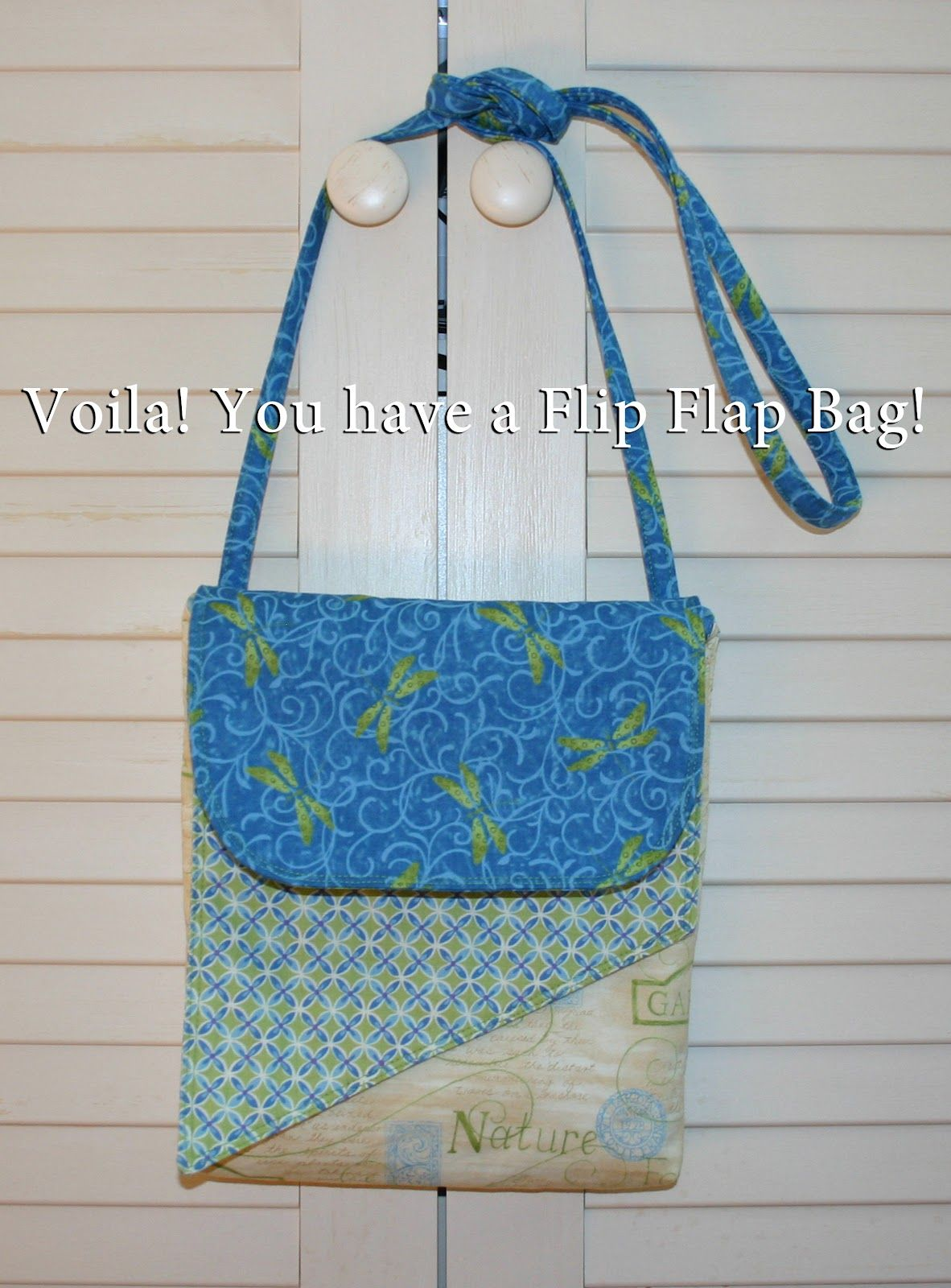 Whistlepig Creek: we do whimsical!: Flip Flap Bag Tutorial | nähen ...