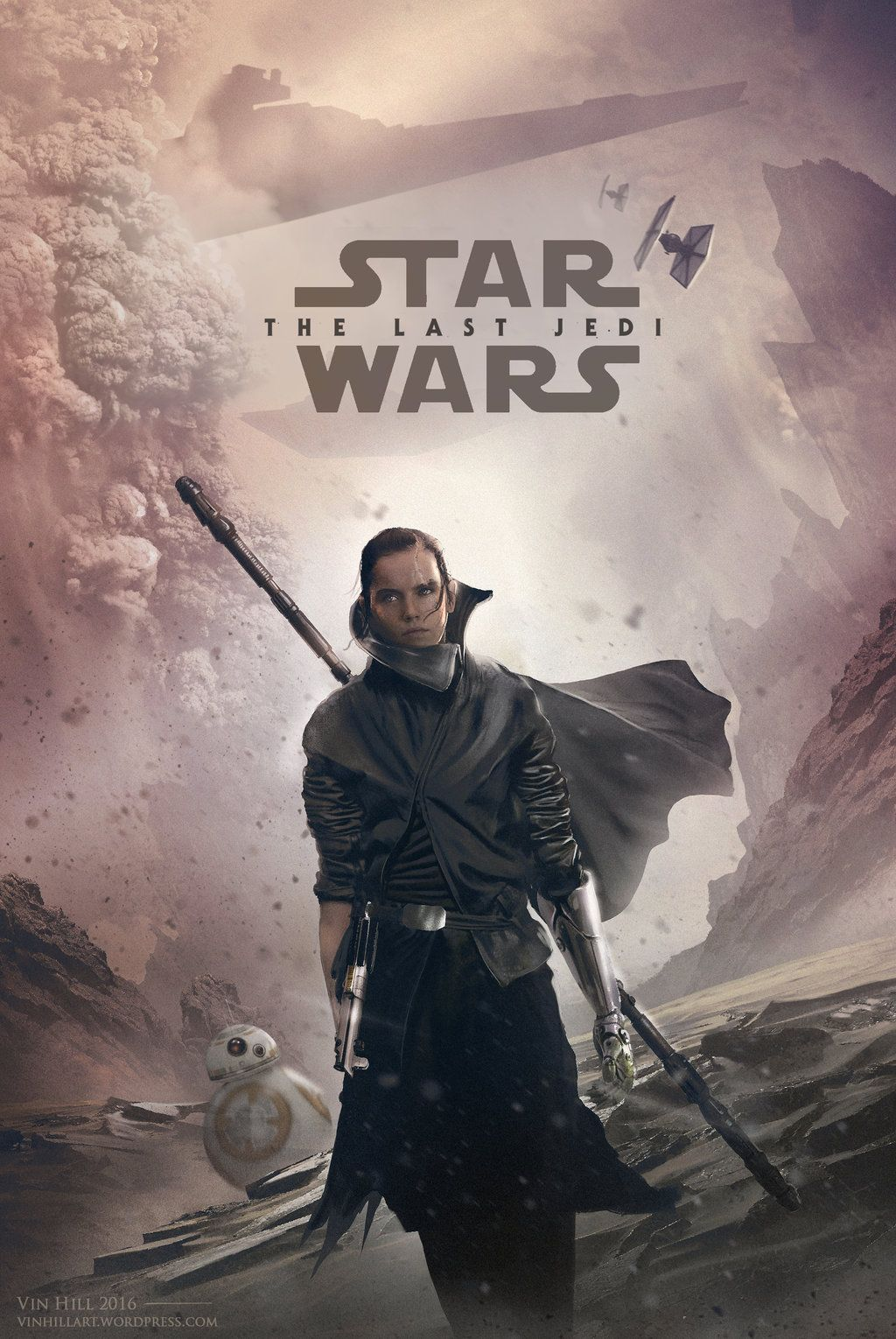 Star Wars The Last Jedi Wallpaper Best Wallpaper Hd Rey Star Wars Star Wars Art Star Wars Episodes