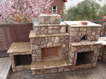 Pizza Oven Design Ideas, Pictures, Remodel, And Decor   Page 23