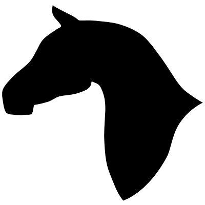 quarter horse head clip art clipart panda free clipart images rh pinterest com  free clipart horse head