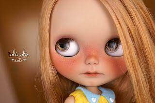 Tolé Tolé dolls: Custom for Cristina