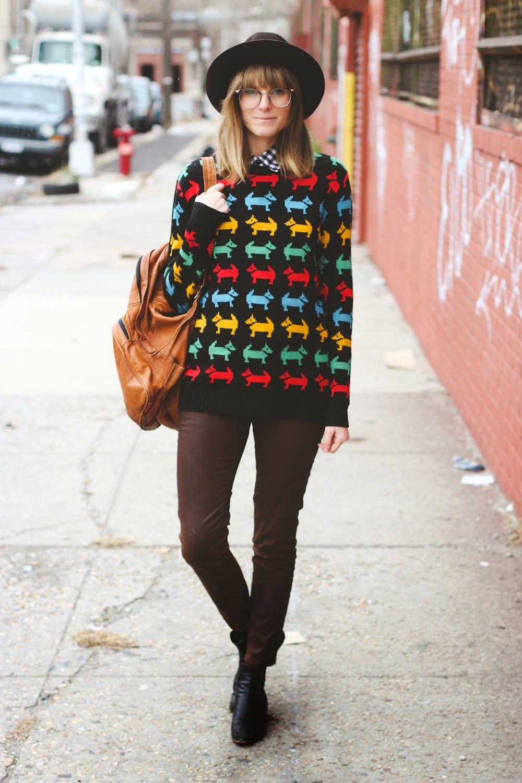 scottish terrier pepaloves sweater