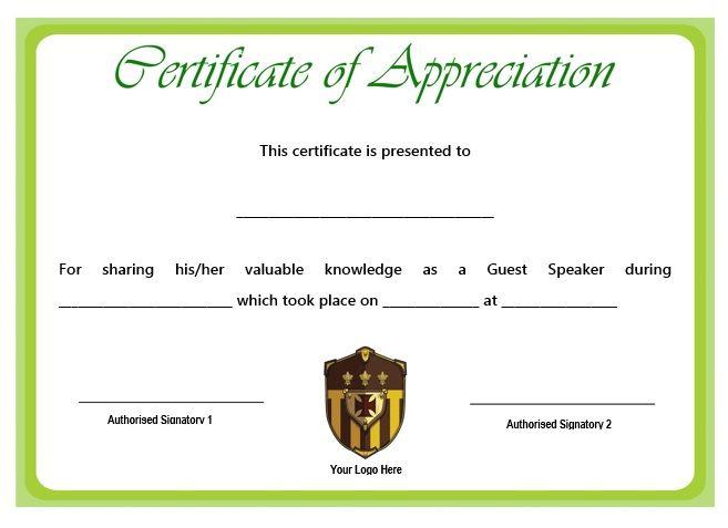 speaker resume template