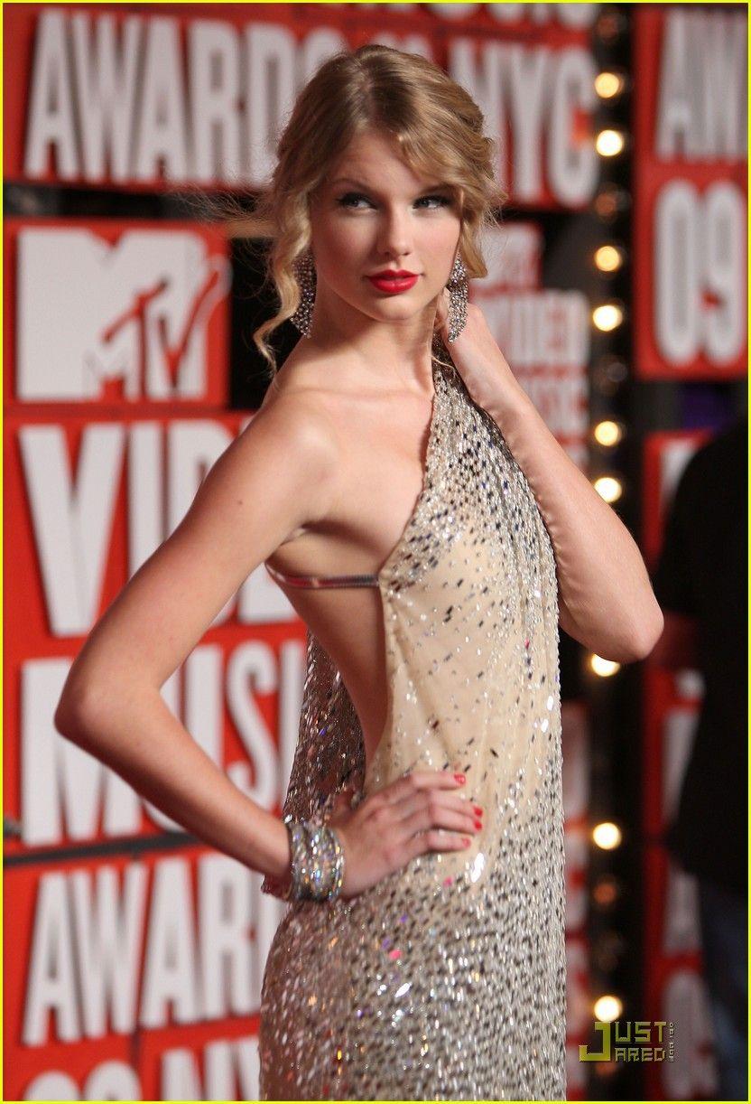 Taylor Swift 2009 Mtv Vmas 05 Taylor Swift Dress Taylor Swift Hot Taylor Swift Vma