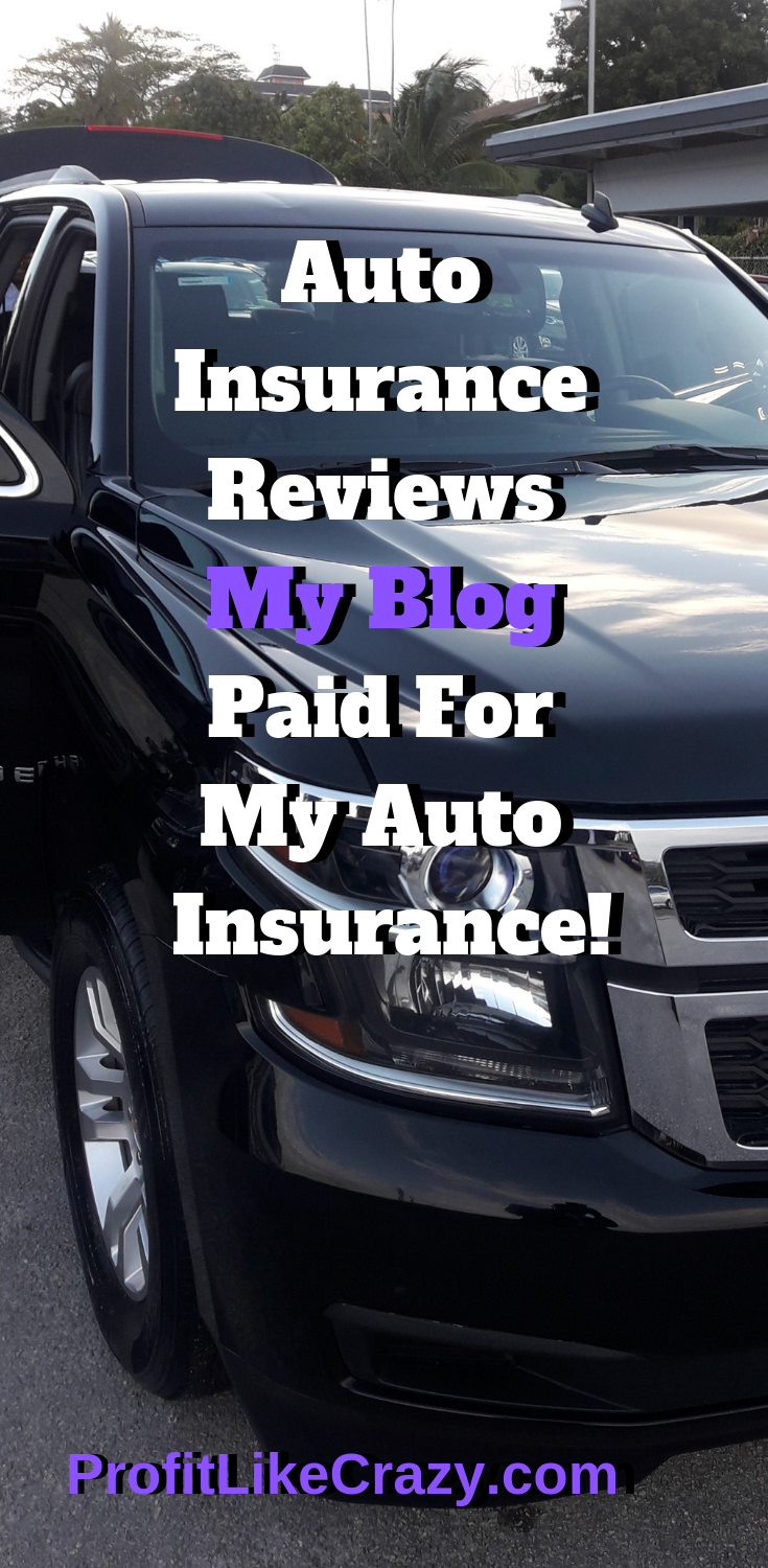Auto Insurance Reviews My Blog Paid For My Auto