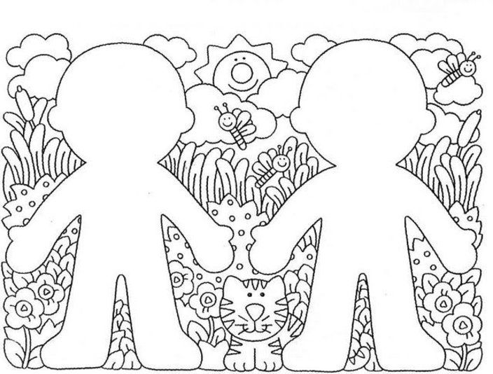 coloring sheets preschool coloring pages 2 preschool coloring pages 3 - Pre School Coloring Pages