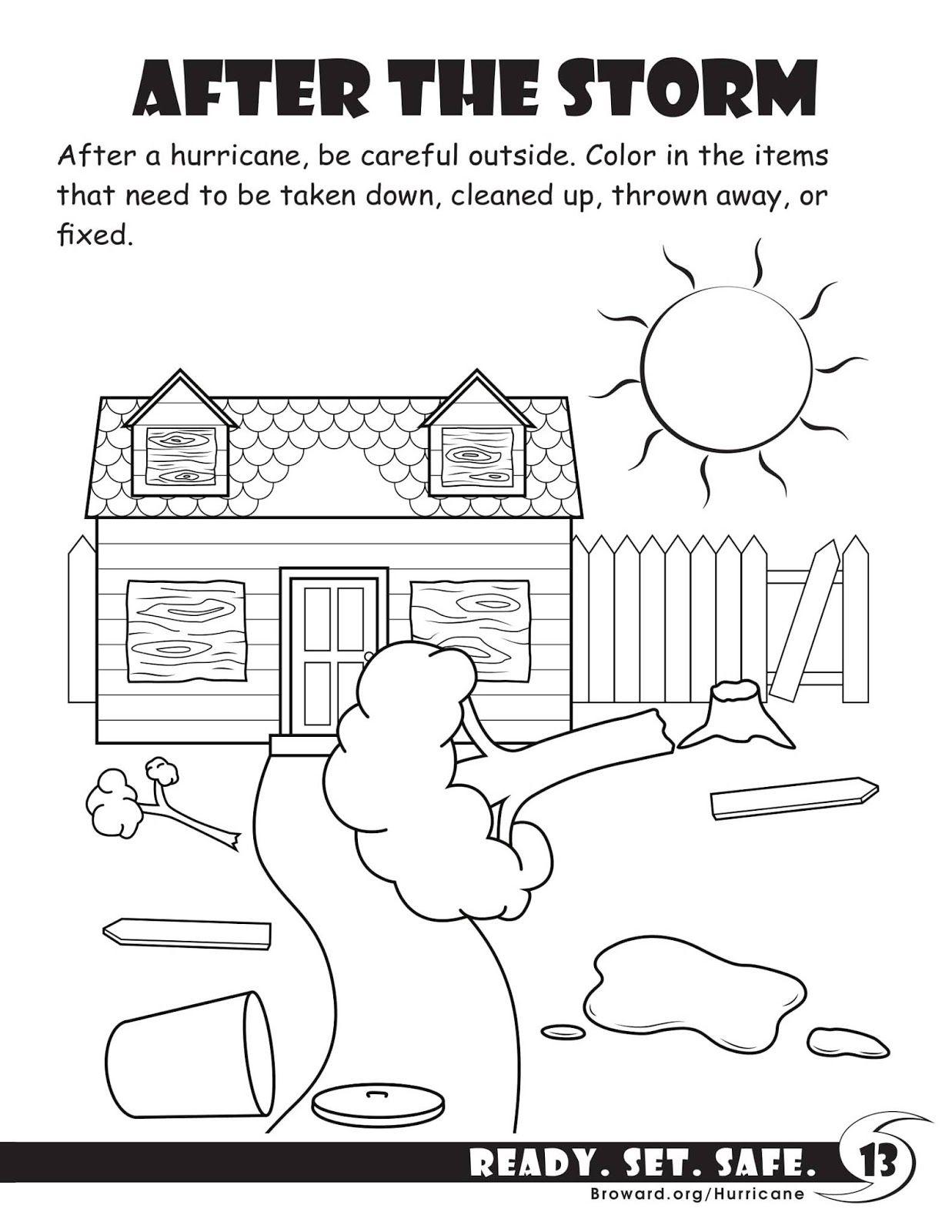 Hurricane Activity Book Click Photo More Activity Book Activity Book Coloring Book Fabr Hurricanes Activities Science Activities For Kids Book Activities