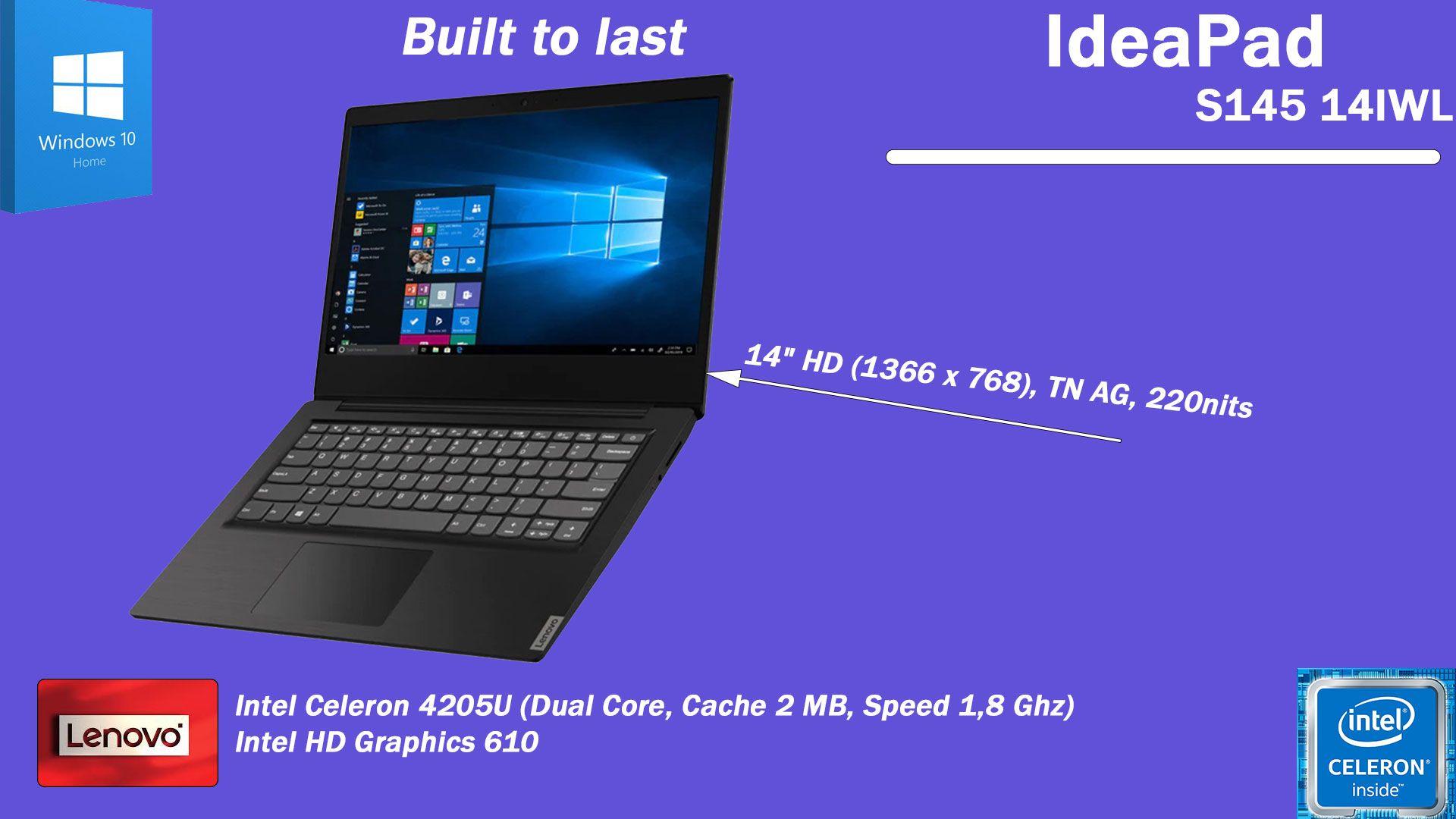 Spesifikasi Lenovo Ideapad S145 Harga Murah Mahasiswa Di 2020 Mahasiswa Windows 10 Dvd