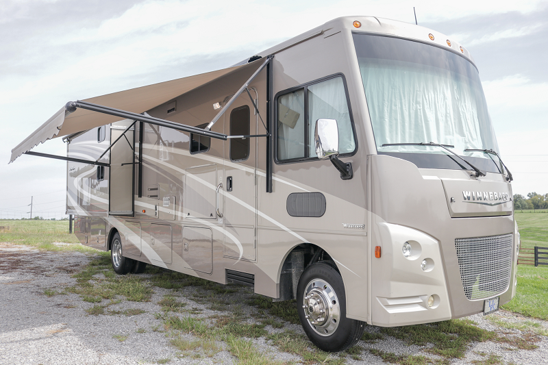 2016 Winnebago Vista Lx 35b Class A Gas Motorhome 8800 Miles Bath