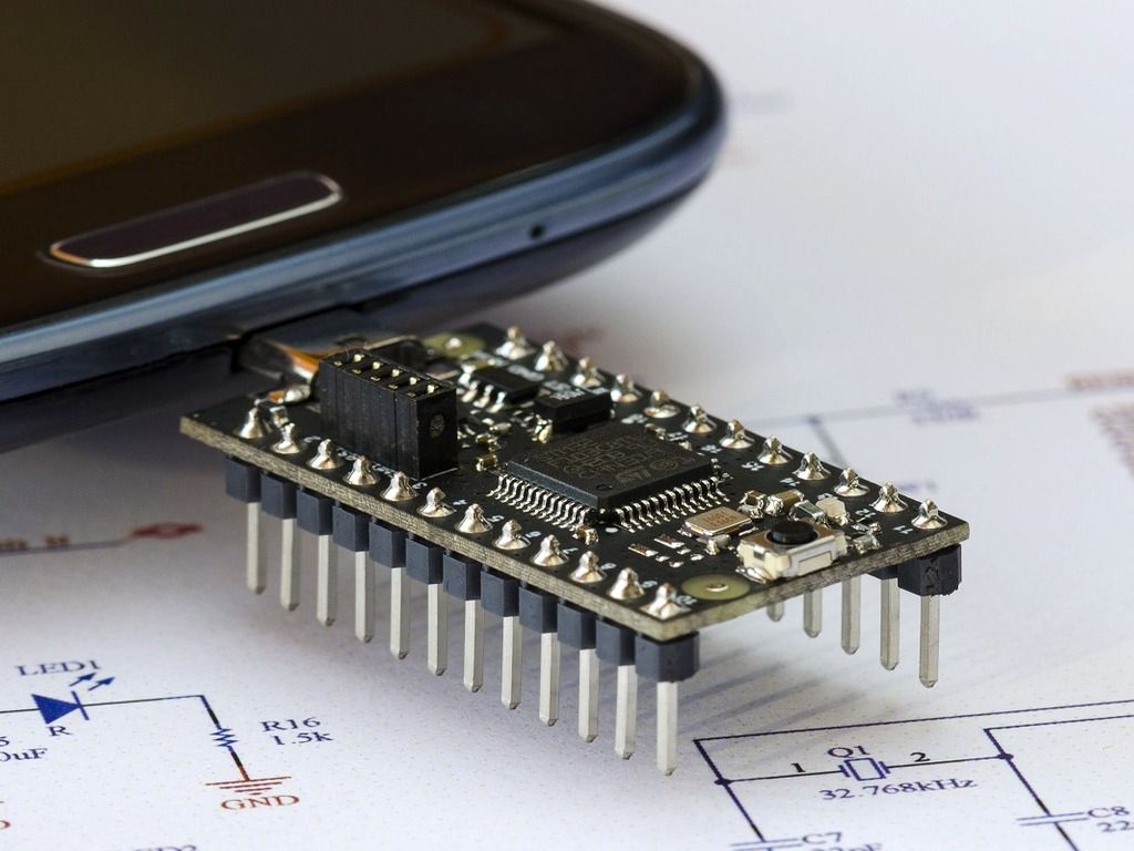 USB2Go - Android Devices Everywhere, Arduino Extendable by ...