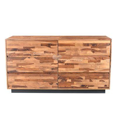 Style N Living Sabrina 6 Drawer Dresser Http Delanico Com Dressers Style N Living Sabrina 6 Drawer Dresser 73972693 Dresser Double Dresser 6 Drawer Dresser