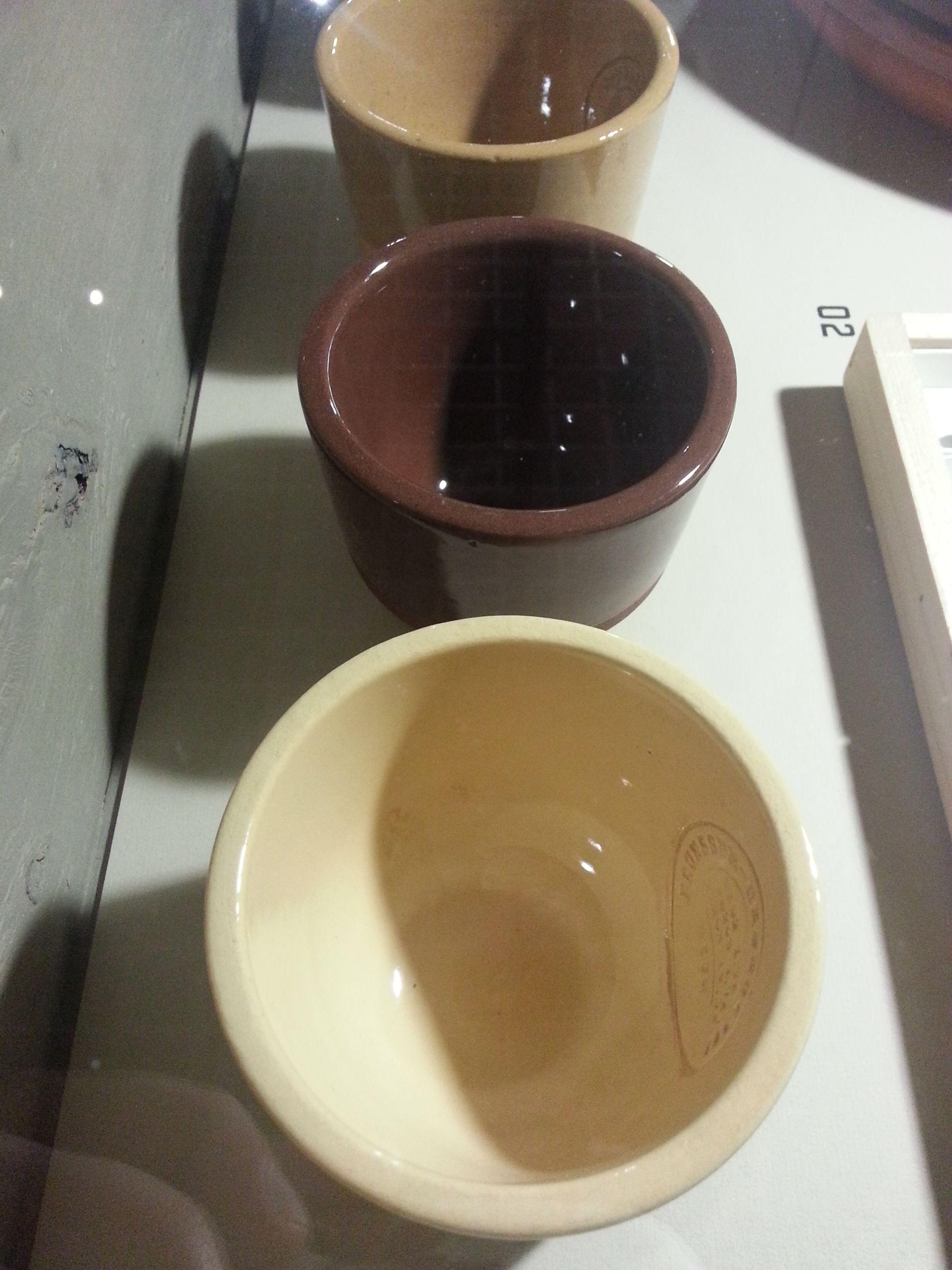 Pottenbakkersservies van Atelier NL - Hand Made in Boijmans van Beuningen 2013