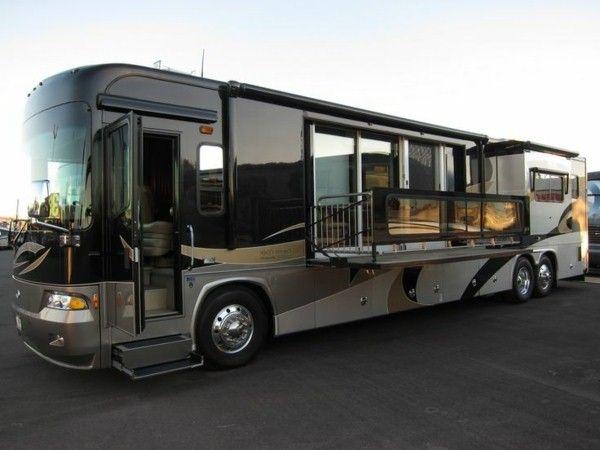 50 Fantastic Luxury Motor Homes On Wheels Luxury Motor House On Wheels Luxury