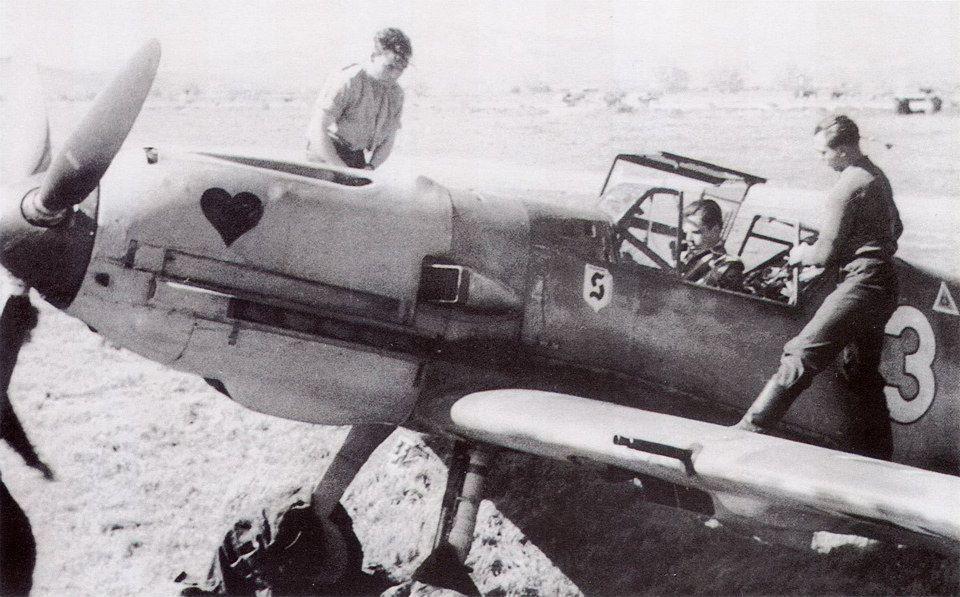 Me-109 E