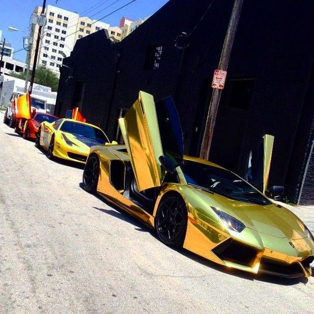 Lamborghini Car Rental In Miami Beach By South Beach