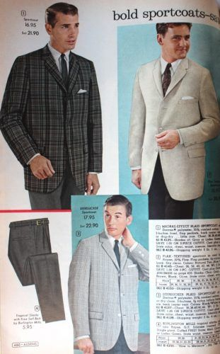 1960s Menswear Clothing & Fashion Ideas | Coats, Ivy league and ...