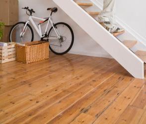 For The Studio Bat Flooring Options Over Concrete