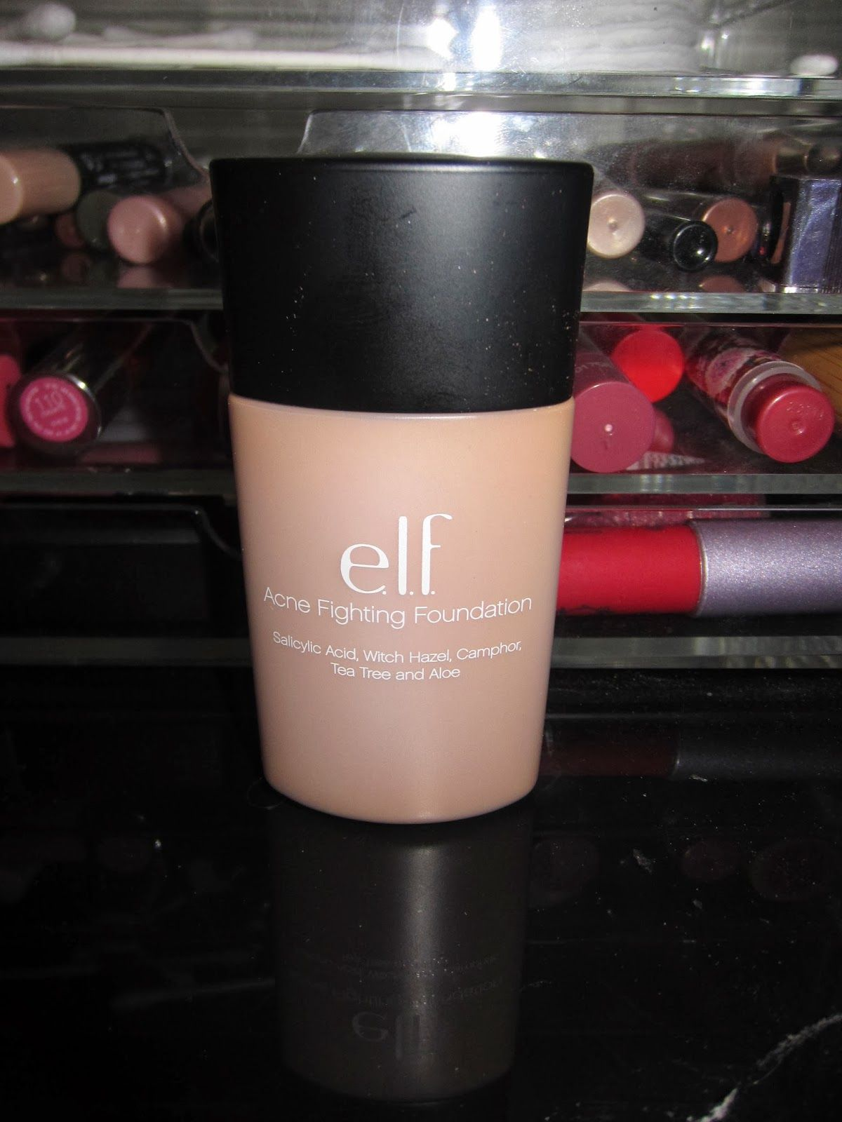 ELF Acne Fighting Foundation (With images) Acne