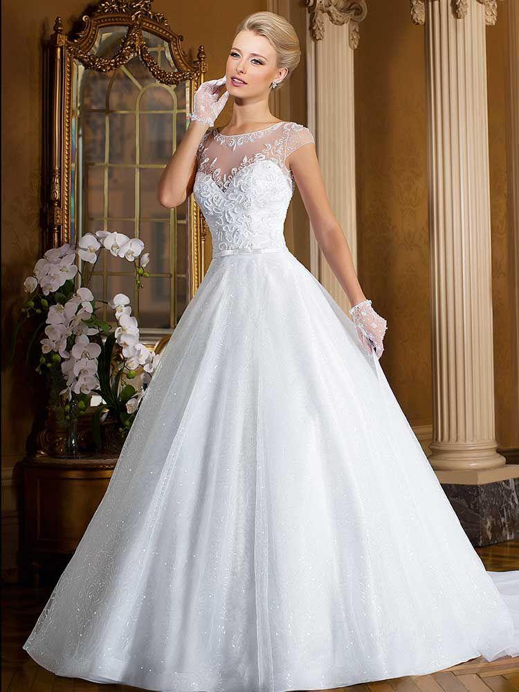 Gardênia 07 - frente #coleçãogardenia #vestidosdenoiva #noiva #weddingdress #bride #bridal #casamento #modanoiva