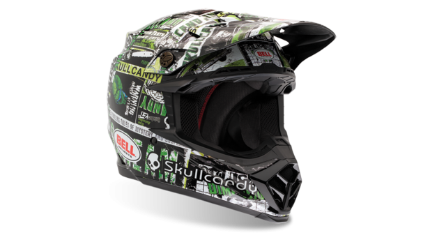 Bell MOTO-9 Skullcandy Scream