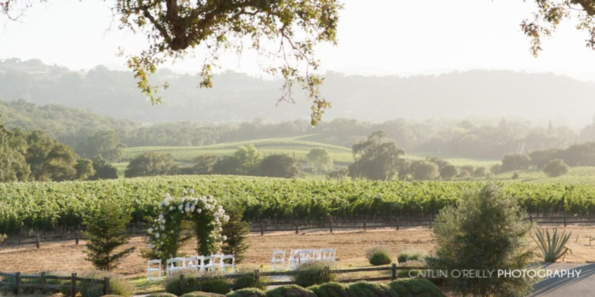 Hanna Winery And Vineyards Weddings Get Prices For Napa Sonoma Wedding Venues In Santa
