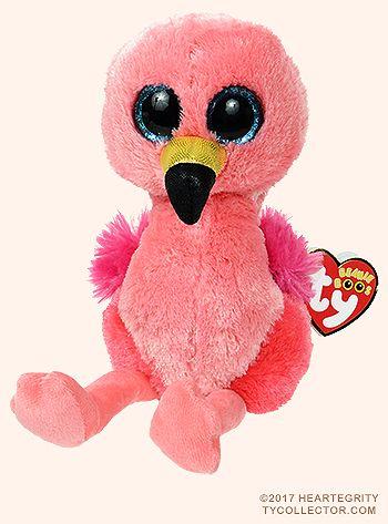 Gilda - flamingo - Ty Beanie Boos  0da64cc568ca